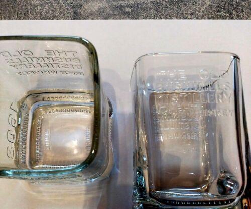 2 Stück  Whiskey Gläser Irisch Whiskey ca.240 g schwer je Glas 9x6,5x6,5cm H;B;T