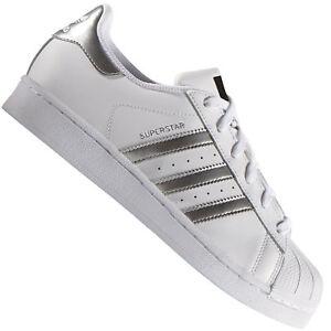 Schuhe von adidas in Silber für Damen