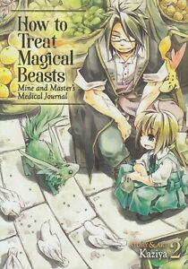 How-to-Treat-Magical-Beasts-2-Shojo-Manga-Lot-English-13-Kaziya
