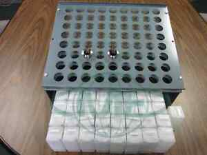 "33pcs//set 5C Collet Set 1//16/"" to 1-1//16/"" by 1//32nd,with 72 hole 5C collet tray"
