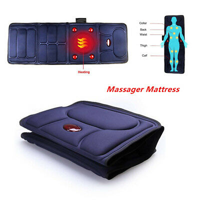 For All People Full body Massage Mattress Automatic ...