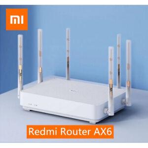 New Xiaomi Redmi Router AX6 Wifi 6 6-Core 512M Memory Mesh Home IoT 6 Router