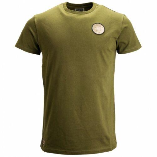 Nash Special Edition T-Shirt Carpy Green super bequem tolle Qualitaet ansehen