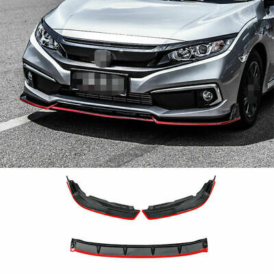 Free-Motor802 Compatible With 2019-2020 Honda Civic Front Bumper ...