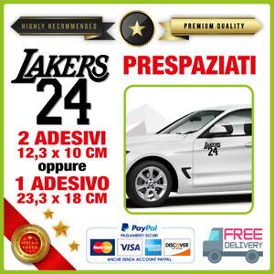 Adesivo-KOBE-BRYANT-01-Vinile-Prespaziato-Auto-Moto-Casco-LOS-ANGELES-LAKERS-24