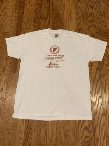 VTG 1994 TUM YETO Tour Shirt Toy Machine Foundatio