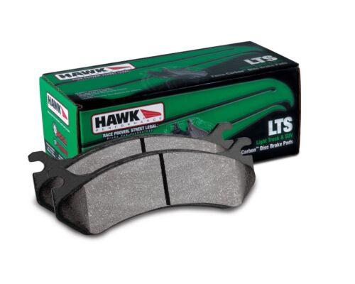 Hawk HB332Y.654 LTS High Performance Truck//SUV Brake Pads Front Set