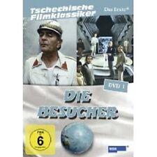 """TSCHECHISCHE FILMKLASSIKER: DIE BESUCHER """"DVD1"""" DVD NEU"""