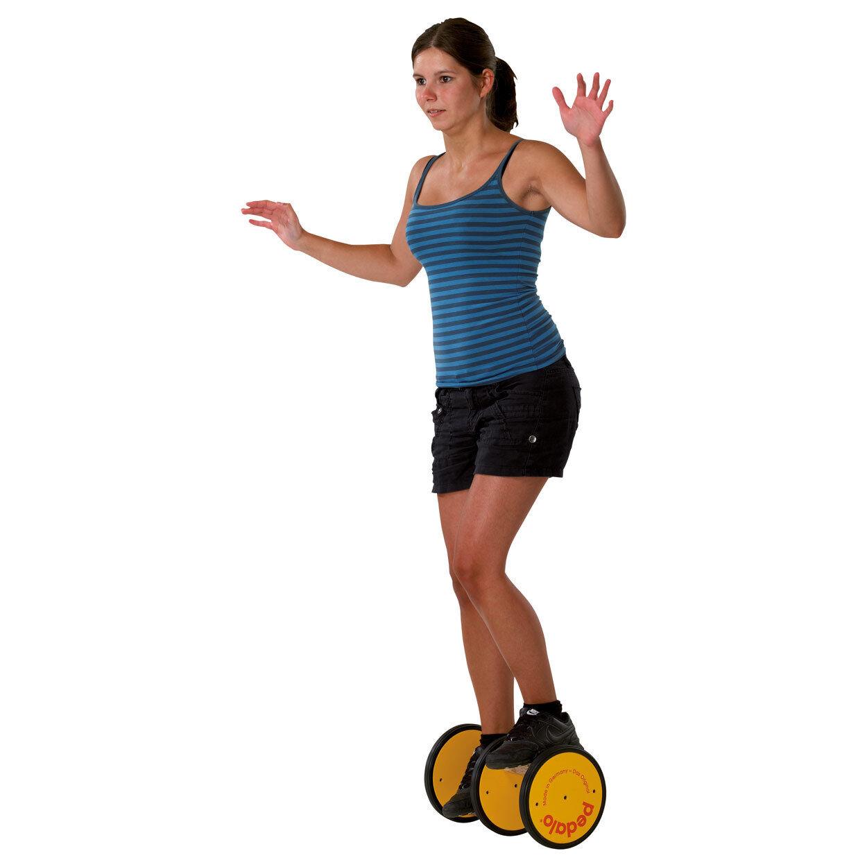 Pedalo Koordinationstrainer Sport Bewegungstrainer Einzelpedalo Balance Trainer