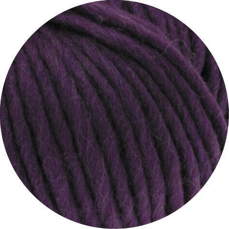 Lana creativo lana Grossa-feltro-FB 54 ciruela 50 G