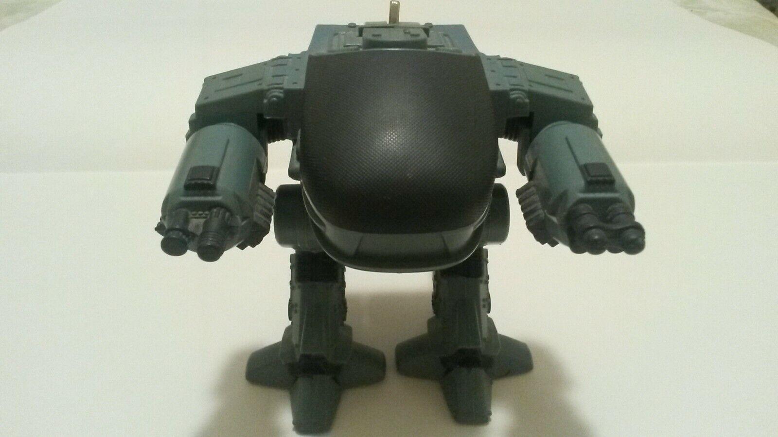 Kenner ROBOCOP ED-209 robot action figure robo cop ed 209 260 ed-260 cap LOT B