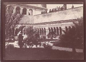 Roma Italia Foto Amateur Viaggio IN Italia 1898 Vintage