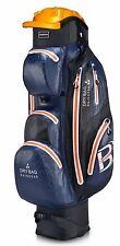 Bennington Cartbag QO 14 Waterproof - midnight blue/orange Neuheit!