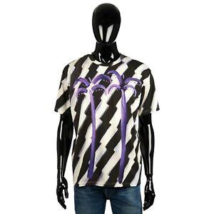 CELINE x RYAN FORD 490$ Loose Tshirt With Palm Print