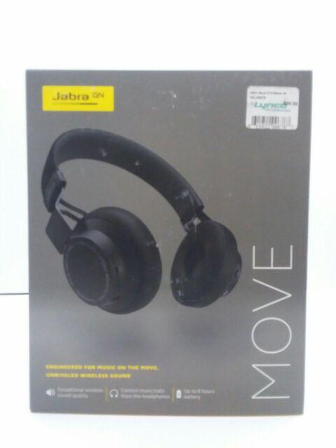 Jabra Move Wireless Bluetooth Stereo Headset For Sale Online Ebay