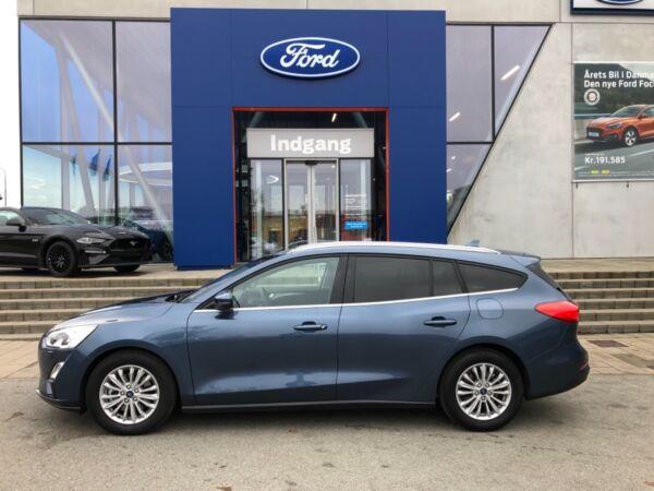 Ford Focus 1,5 EcoBoost Titanium Business aut - billede 1