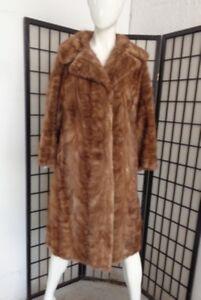 Natural Coat Canadian Jacket Mink Mint Size 6 Women Pastel Fur Small Woman 741wqBq