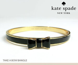 Details About Kate Spade Take A Bow Bracelet Nwt Perfect For Stacking So