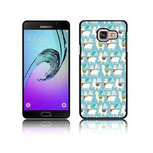 brand new bb13f 725c1 Details about CUTE LLAMA Cover Case for Samsung GALAXY A3 2016, A5 2016, A3  2017, A5 2017
