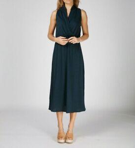 NEU-Sommerkleid-von-Moscow-Farbe-blau