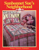 Sunbonnet Sue's Neighborhood + Overall Sam 9 Quilts Made Easy Sewing Patterns