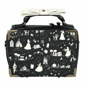 Loungefly x Disney Princess AOP Box Cross Body Bag Handbag
