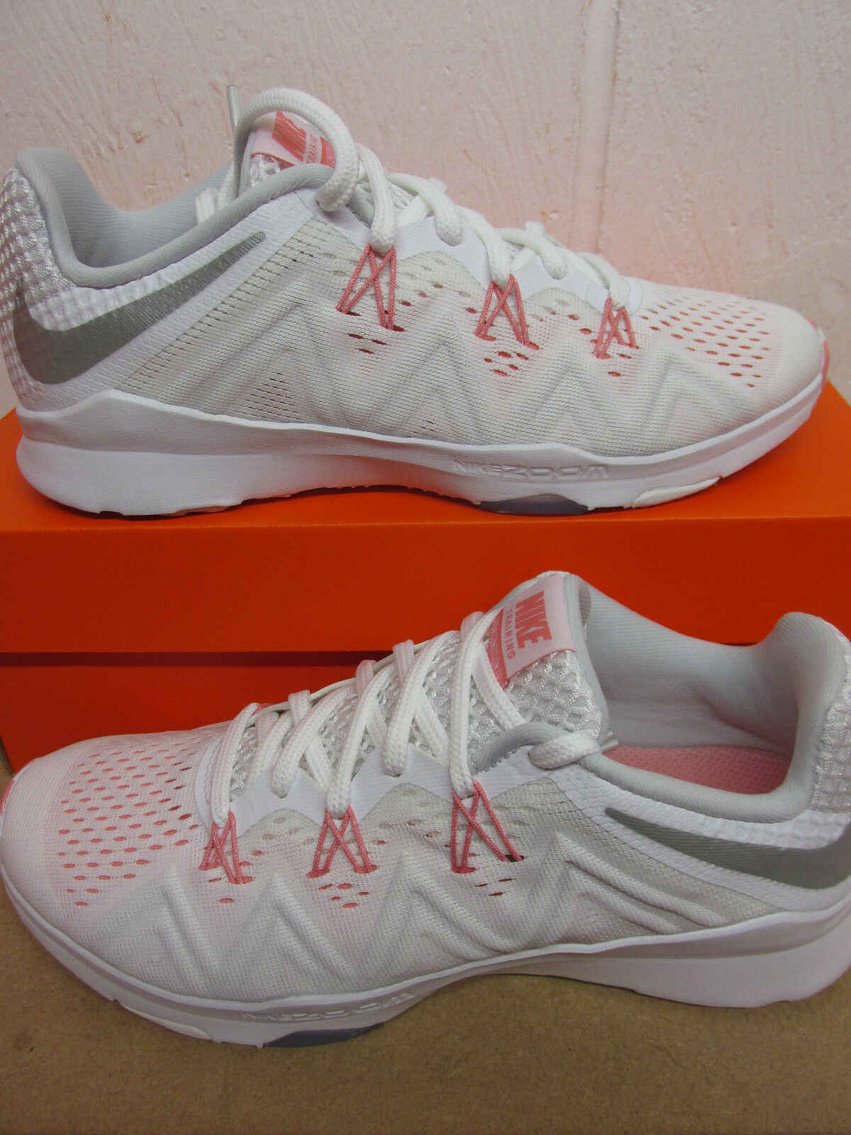 NIke Damenschuhe Zoom Condition TR PRM Running Trainers 881596 100 Sneakers Schuhes