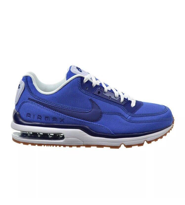 49fdb37940 New Nike Air Max LTD 3 TXT Size 6.5, 7, Royal bluee 746379-442 Rare 8 Men's  noeijx1349-Athletic Shoes
