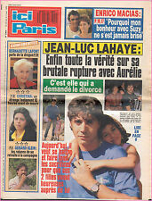 ▬►ICI PARIS 2304 JEAN-LUC LAHAYE_BERNADETTE LAFONT_MEDEIROS_CHANTAL GOYA