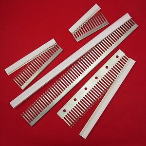 5-0mm-16-24-36-60-Deckerkaemme-transfer-combs-decker-pfaff-knitting-machines