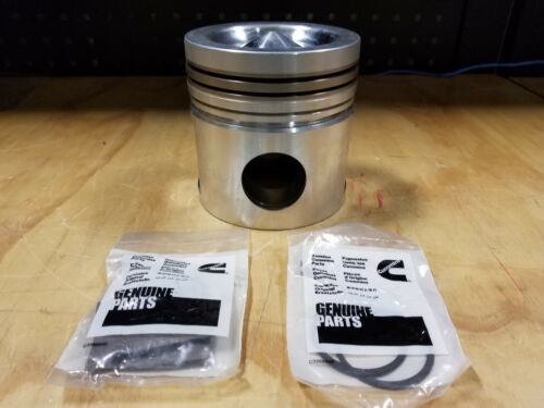 3801267 V28 Engine Piston Kit Genuine Cummins N14