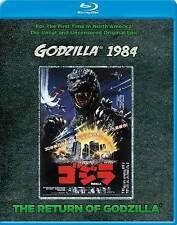 Godzilla 1985: The Legend Is Reborn (Blu-ray Disc, 2016)