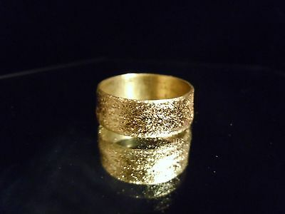 Jewelry & Watches Dashing New 2018 Usa 24k Pure Solid Gold 999 Sz9-13 Ring Joey Nicks Anarchy Jewelry #3 Volume Large