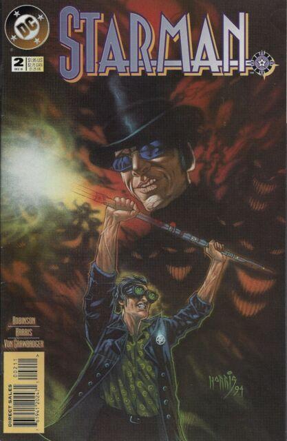 STARMAN  #2  Dec 95