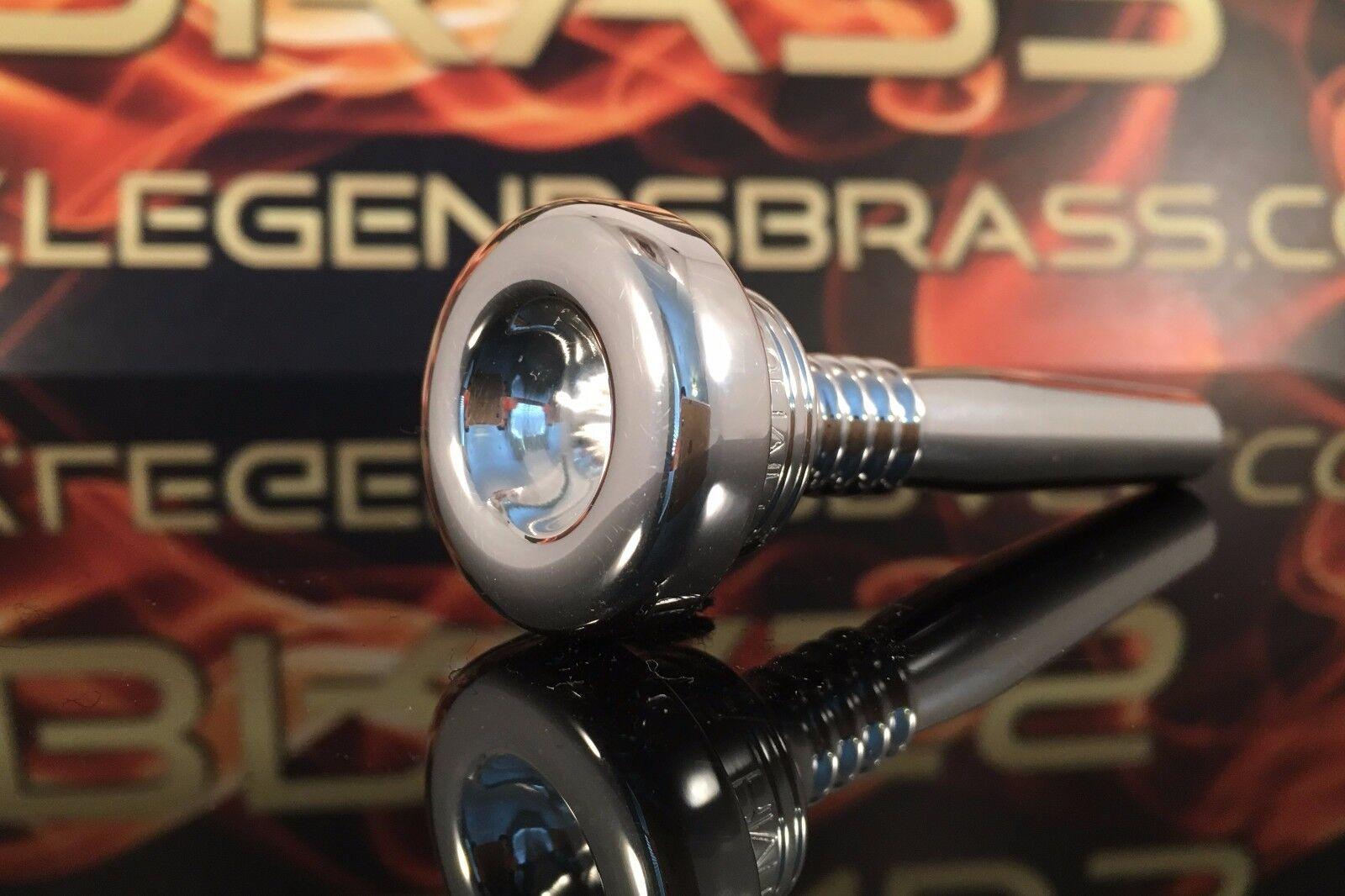 Leyendas RM 16S BB Trompeta Boquilla .595 cojín borde Pro Pro Pro Solo Plomo 0b4702