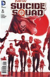 Suicide-Squad-9-DC-Comic-1st-Print-2015-unread-NM