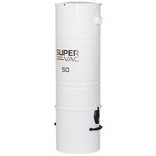 Supervac V50 540 Aw High Central Vacuum System/Fitting Vacuum Cleaner/