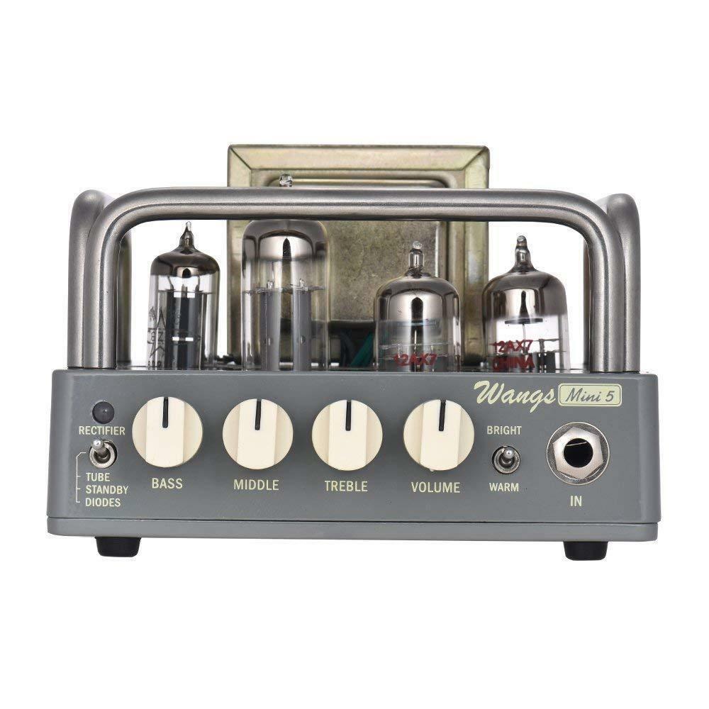 BIYANG Wangs Mini 5 Powerful 5 Watt All Tube Guitar Amplifier Kopf neu