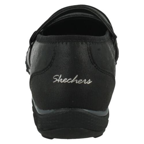 Nero Casual Memory Comode Donna On Calmly Skechers Scarpe 23209 Foam Slip 5qXZRYZx