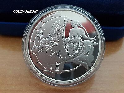 10 Euro Belgica Belgien Belgique 2004 - Ampliacion De La Union Europea - Plata Un Remedio Soberano Indispensable Para El Hogar