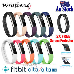 Fitbit-Alta-HR-Replacement-Band-Secure-Strap-Wristband-Buckle-Bracelet-Fitness