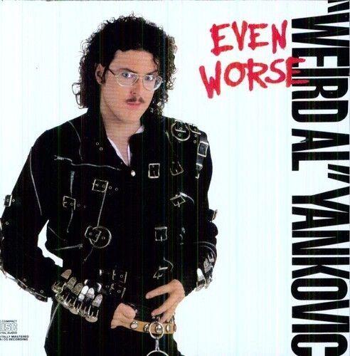 Even Worse By Weird Al Yankovic Cd Jan 1999 Bmg For Sale Online Ebay