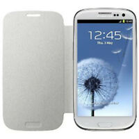 Samsung Galaxy S Iii Flip Cover Carrying Case (white)