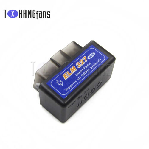 LM327 WiFi Bluetooth OBD2 OBDII Car Diagnostic Scanner Code Reader ATF