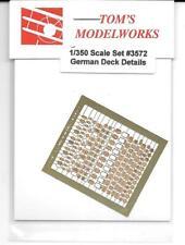 Veteran Models 1//350 Kriegsmarine Fire Control Set