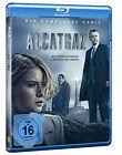 Alcatraz die komplette Serie Blu Ray Video