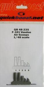 Quickboost-1-48-f-101-Voodoo-AIRE-PALAS-PARA-monograma-Revell-48235