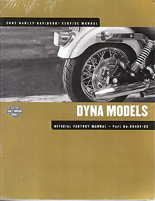 2013 Harley Dyna FXD Service Repair Workshop Shop Manual Book 99481-13