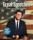 Great Speeches: Words That Shaped the World by Arcturus Publishing (Hardback, 2014)