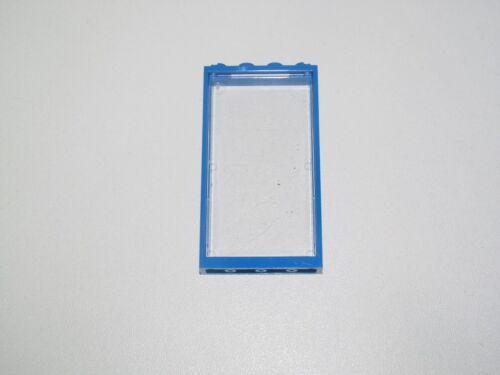 60803 NEW Lego ® Fenêtre Maison Commissariat 1X4X6 Window Choose Color 60596